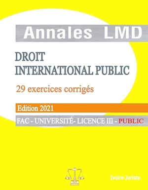 Annales de droit International Public