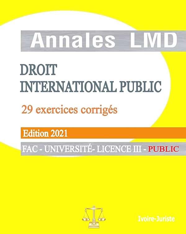 Annales de droit International Public