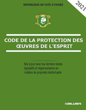 Code de la protection des œuvres de l'esprit - Côte d'Ivoire