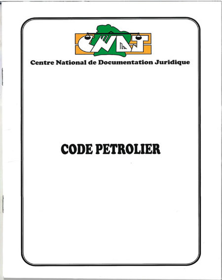 Code pétrolier ivoirien