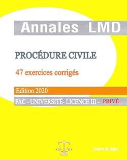 annales de procédure civile