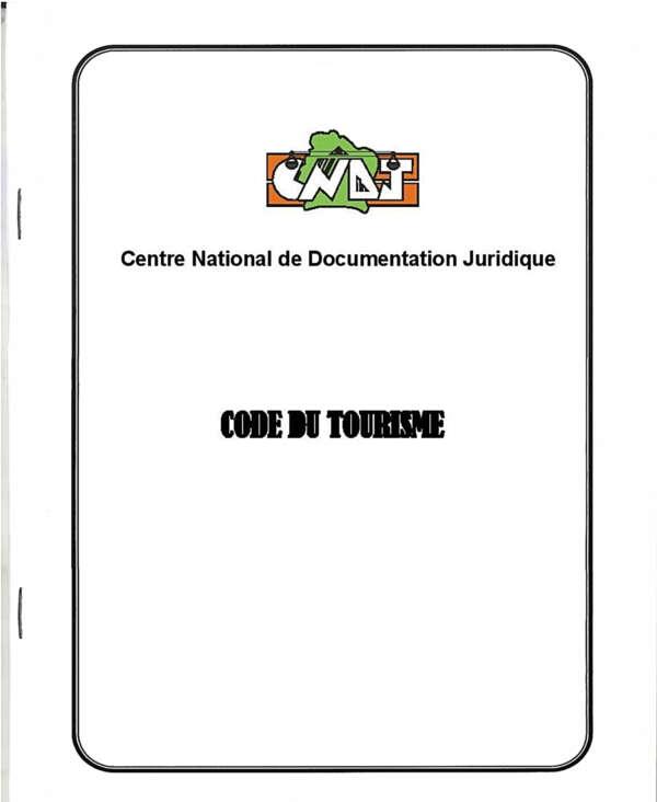 Code du tourisme ivoirien